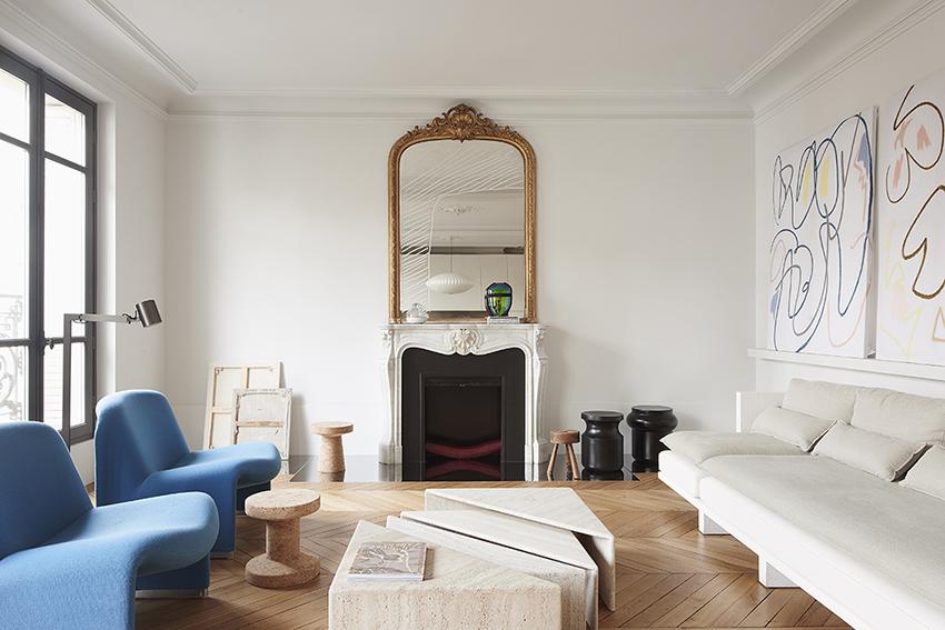 Sandrine Faivre Architecte D'intérieur Paris