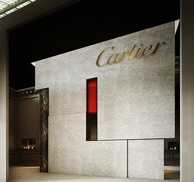 Cartier 26ème Biennale des Antiquaires Tristan Auer