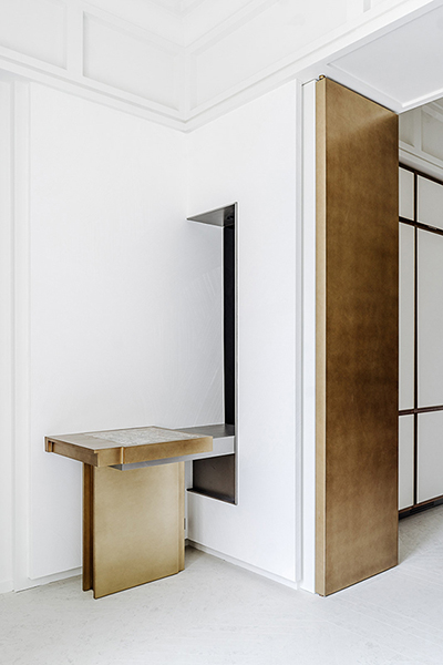 Appartement Malesherbes, Tristan Auer