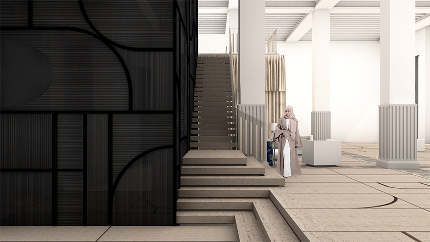 sandrine sarah faivre-architecture-interieure-chilling-2019-Avant-Garde-Riyadh-1